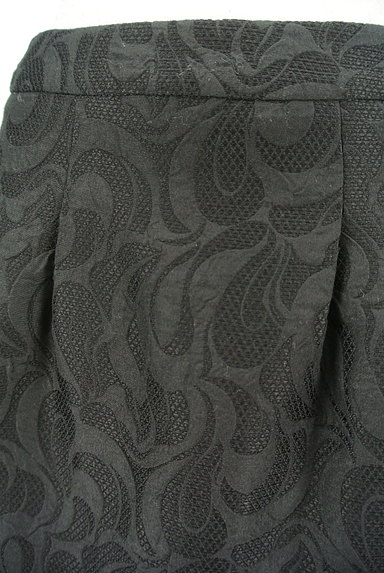 CLEAR IMPRESSION(クリアインプレッション)の古着「タックミニスカート(ミニスカート)」大画像4へ