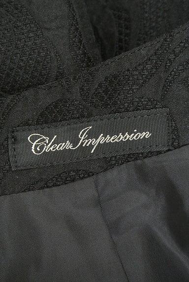 CLEAR IMPRESSION(クリアインプレッション)の古着「タックミニスカート(ミニスカート)」大画像6へ