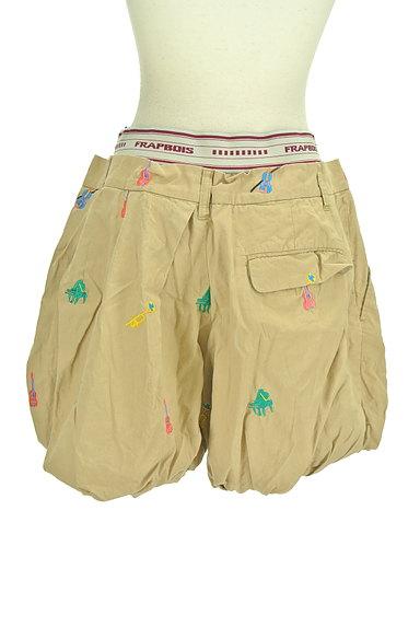 FRAPBOIS(フラボア)の古着「刺繍バルーンショートパンツ(ショートパンツ・ハーフパンツ)」大画像2へ
