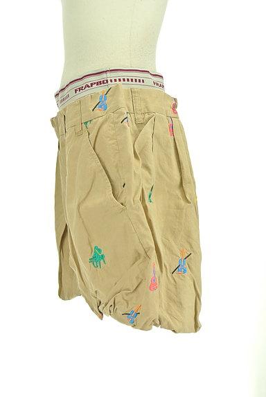 FRAPBOIS(フラボア)の古着「刺繍バルーンショートパンツ(ショートパンツ・ハーフパンツ)」大画像3へ