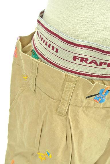 FRAPBOIS(フラボア)の古着「刺繍バルーンショートパンツ(ショートパンツ・ハーフパンツ)」大画像4へ