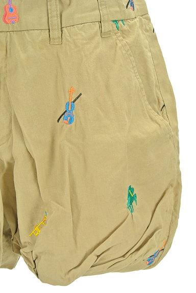 FRAPBOIS(フラボア)の古着「刺繍バルーンショートパンツ(ショートパンツ・ハーフパンツ)」大画像5へ