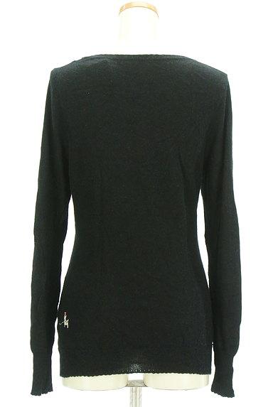 Franche lippee(フランシュリッペ)の古着「刺繍ポイントニットソー(ニット)」大画像2へ
