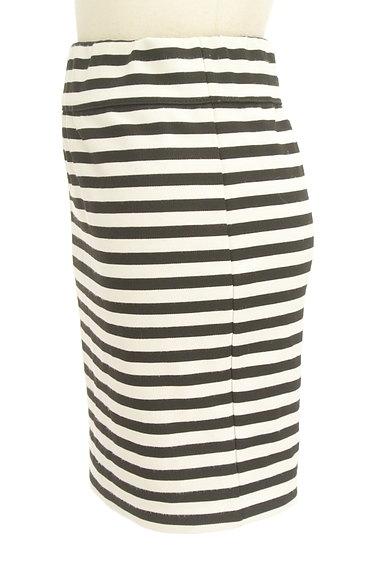 MURUA(ムルーア)の古着「ボーダータイトミニスカート(ミニスカート)」大画像3へ