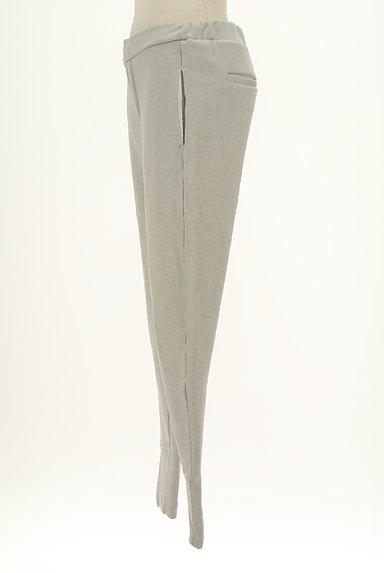 BLACK BY MOUSSY(ブラックバイマウジー)の古着「スウェットクロップドパンツ(パンツ)」大画像3へ