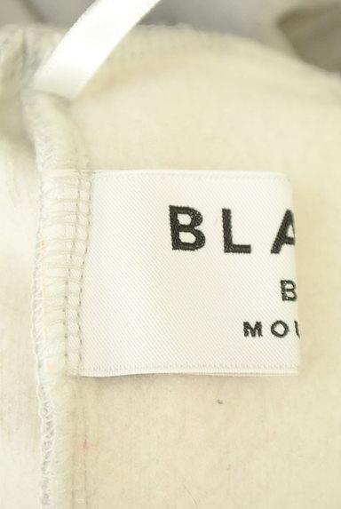 BLACK BY MOUSSY(ブラックバイマウジー)の古着「スウェットクロップドパンツ(パンツ)」大画像6へ