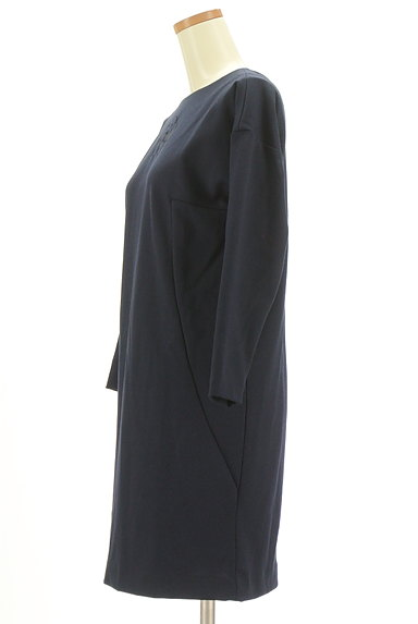 CLATHAS(クレイサス)の古着「アイコン刺繍シンプルワンピース(ワンピース・チュニック)」大画像3へ