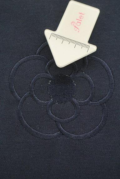 CLATHAS(クレイサス)の古着「アイコン刺繍シンプルワンピース(ワンピース・チュニック)」大画像5へ