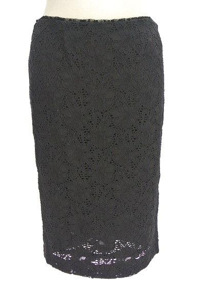 Blumarine(ブルマリン)の古着「総レースタイトスカート(スカート)」大画像1へ