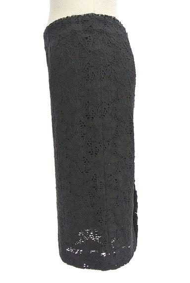 Blumarine(ブルマリン)の古着「総レースタイトスカート(スカート)」大画像3へ