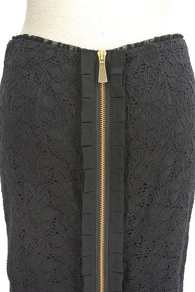 Blumarine(ブルマリン)の古着「総レースタイトスカート(スカート)」大画像5へ