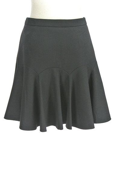 aquagirl(アクアガール)の古着「フリルミニスカート(ミニスカート)」大画像2へ