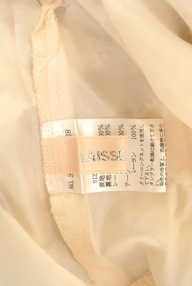 LAISSE PASSE(レッセパッセ)の古着「小花柄フレアミニスカート(ミニスカート)」大画像6へ