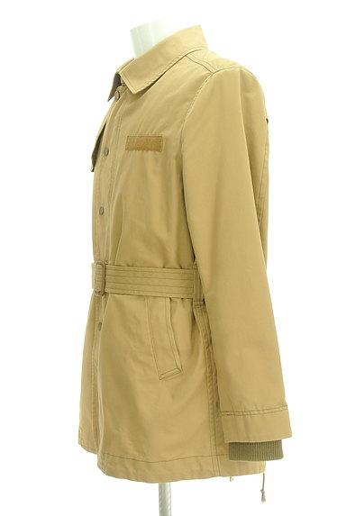 FRAPBOIS(フラボア)の古着「ボアライナー付きミドルコート(コート)」大画像3へ