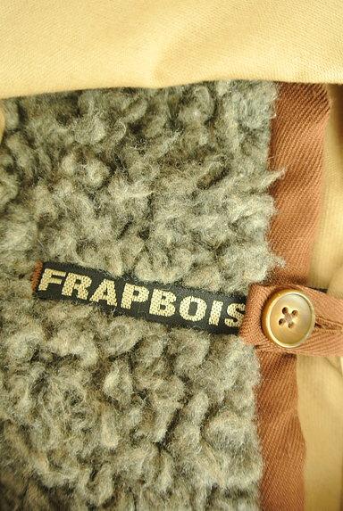FRAPBOIS(フラボア)の古着「ボアライナー付きミドルコート(コート)」大画像6へ