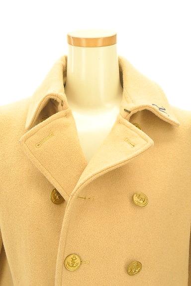 RODEO CROWNS(ロデオクラウン)の古着「ダブルブレストミドルウールコート(コート)」大画像4へ