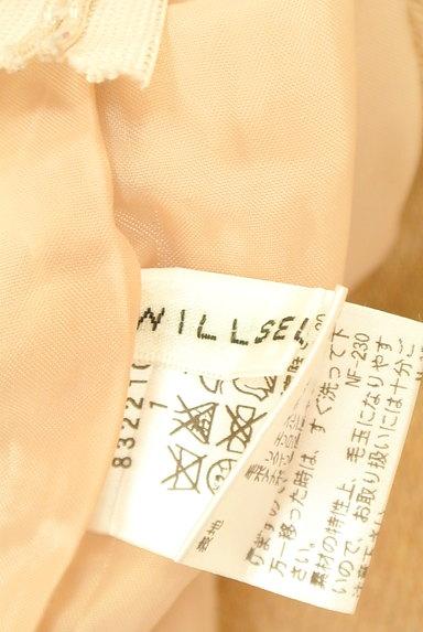WILLSELECTION(ウィルセレクション)の古着「ビッグリボンスカラップスカート(ミニスカート)」大画像6へ