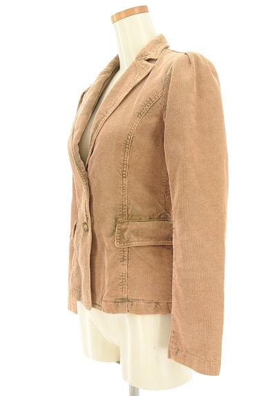 LAISSE PASSE(レッセパッセ)の古着「コーディロイテーラードジャケット(ジャケット)」大画像3へ
