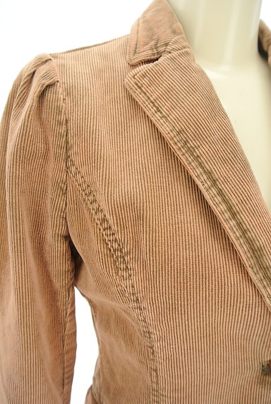 LAISSE PASSE(レッセパッセ)の古着「コーディロイテーラードジャケット(ジャケット)」大画像4へ