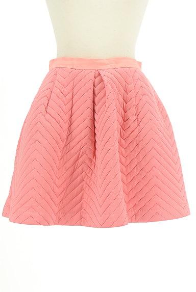 MERCURYDUO(マーキュリーデュオ)の古着「キルティングフレアスカート。(ミニスカート)」大画像1へ