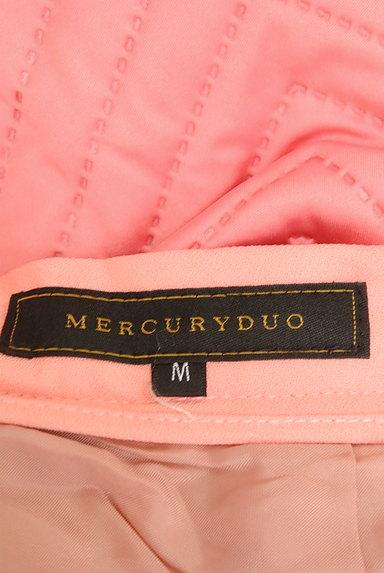 MERCURYDUO(マーキュリーデュオ)の古着「キルティングフレアスカート。(ミニスカート)」大画像6へ