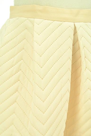MERCURYDUO(マーキュリーデュオ)の古着「キルティングフレアスカート(ミニスカート)」大画像4へ