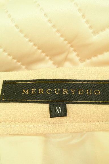 MERCURYDUO(マーキュリーデュオ)の古着「キルティングフレアスカート(ミニスカート)」大画像6へ
