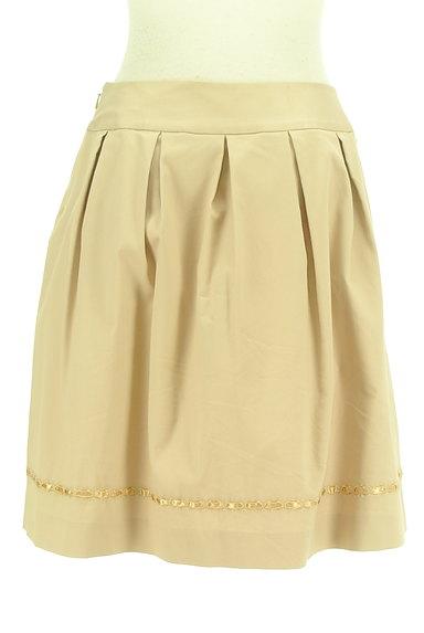 Cynthia Rowley(シンシアローリー)の古着「裾リボンフレアスカート(スカート)」大画像2へ