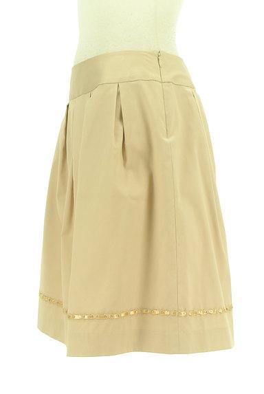 Cynthia Rowley(シンシアローリー)の古着「裾リボンフレアスカート(スカート)」大画像3へ
