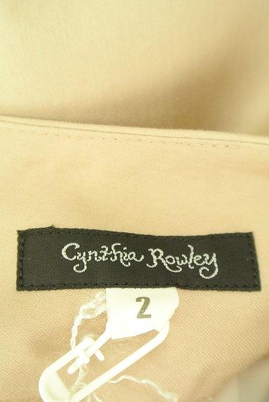 Cynthia Rowley(シンシアローリー)の古着「裾リボンフレアスカート(スカート)」大画像6へ
