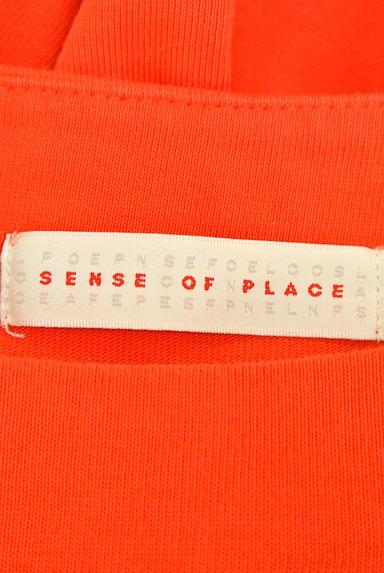 SENSE OF PLACE by URBAN RESEARCH(センスオブプレイス)の古着「ベル7分袖コンパクトカットソー(カットソー・プルオーバー)」大画像6へ