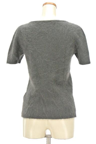 NATURAL BEAUTY(ナチュラルビューティ)の古着「カシミヤ半袖ニット(ニット)」大画像2へ