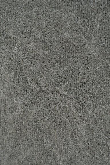 NATURAL BEAUTY(ナチュラルビューティ)の古着「カシミヤ半袖ニット(ニット)」大画像5へ