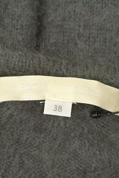 NATURAL BEAUTY(ナチュラルビューティ)の古着「カシミヤ半袖ニット(ニット)」大画像6へ