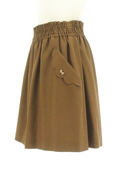 anatelier(アナトリエ)の古着「リボンチャーム付きフレアスカート(スカート)」大画像3へ