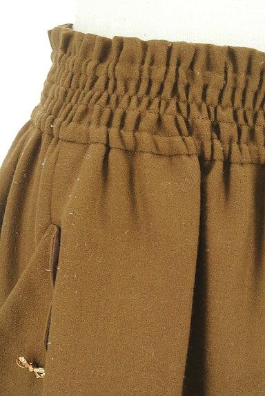 anatelier(アナトリエ)の古着「リボンチャーム付きフレアスカート(スカート)」大画像4へ