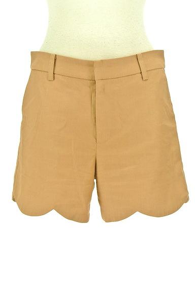 ROSSO(ロッソ)の古着「スカラップ裾ショートパンツ(ショートパンツ・ハーフパンツ)」大画像1へ