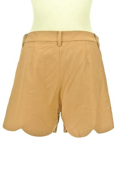 ROSSO(ロッソ)の古着「スカラップ裾ショートパンツ(ショートパンツ・ハーフパンツ)」大画像2へ