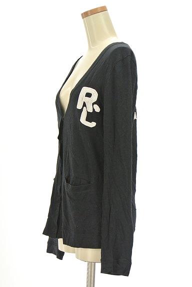 RODEO CROWNS(ロデオクラウン)の古着「ロゴ刺繍カーディガン(カーディガン・ボレロ)」大画像3へ