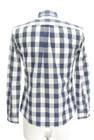 COMME CA COMMUNE(コムサコミューン)の古着「カジュアルシャツ」後ろ