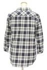 CARA O CRUZ(キャラオクルス)の古着「カジュアルシャツ」後ろ