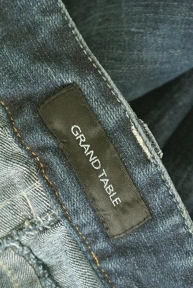 GRAND TABLE(グランターブル)レディース デニムパンツ PR10241875大画像6へ