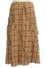 MAX MARA(マックスマーラ)の古着「ロングスカート・マキシスカート」後ろ