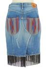 JUNYA WATANABE COMME des GARCONS(ジュンヤワタナベ コムデギャルソン)の古着「スカート」後ろ