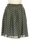 Lois CRAYON(ロイスクレヨン)の古着「スカート」後ろ