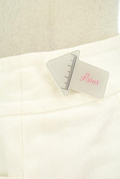 BURBERRY BLUE LABEL(バーバリーブルーレーベル)の古着「大人ホワイトデニムひざ上丈スカート(スカート)」大画像5へ