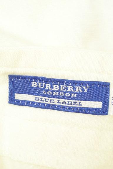 BURBERRY BLUE LABEL(バーバリーブルーレーベル)の古着「大人ホワイトデニムひざ上丈スカート(スカート)」大画像6へ