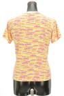 adidas(アディダス)の古着「Tシャツ」後ろ