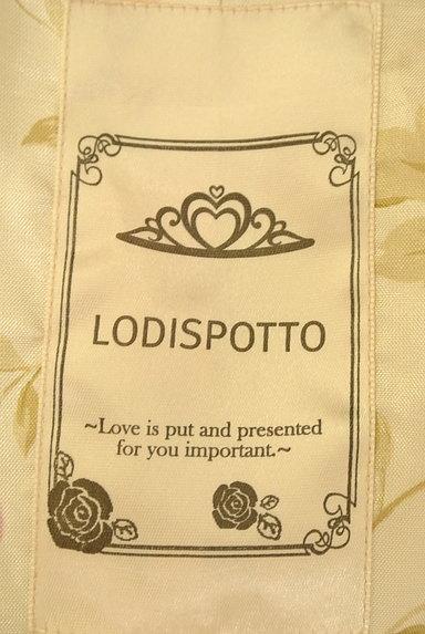 LODISPOTTO(ロディスポット)の古着「ウエストリボン丸カラートレンチコート(トレンチコート)」大画像6へ