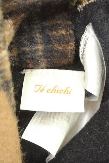 Te chichi(テチチ)の古着「チェック×無地リバーシブル巻きスカート(スカート)」大画像6へ